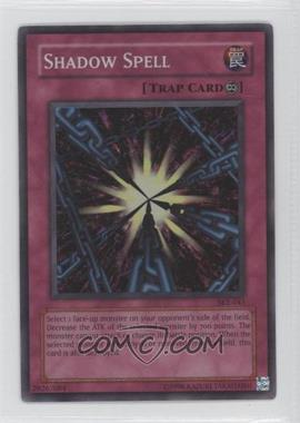 2004 Yu-Gi-Oh! Starter Deck Kaiba Evolution Unlimited #SKE-041 - Shadow Spell