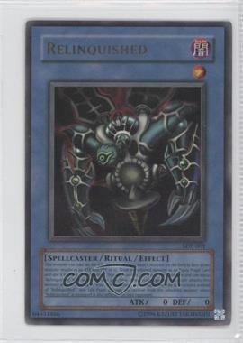 2004 Yu-Gi-Oh! Starter Deck Pegasus - [Base] - Unlimited #SDP-001 - Relinquished