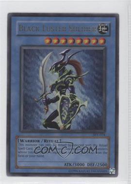 2004 Yu-Gi-Oh! Starter Deck Yugi Evolution - [Base] - Unlimited #SYE-024 - Black Luster Soldier