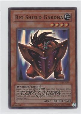 2004 Yu-Gi-Oh! Tournament Pack 5 #TP5-002 - Big Shield Gardna