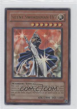 2005 Yu-Gi-Oh! 7 Trials to Glory: World Championship Tournament 2005 - Gameboy Advance Promos #WC5-EN001 - Silent Swordsman LV7
