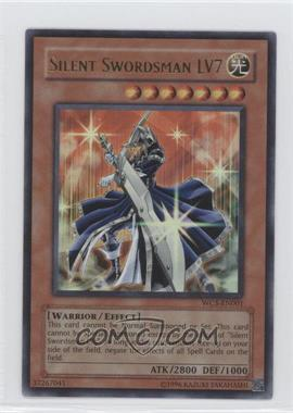 2005 Yu-Gi-Oh! 7 Trials to Glory: World Championship Tournament 2005 Gameboy Advance Promos #WC5-EN001 - Silent Swordsman LV7