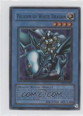 2005 Yu-Gi-Oh! Dark Revelation Volume 1 - Booster Pack [Base] #DR1-EN081 - Paladin of White Dragon