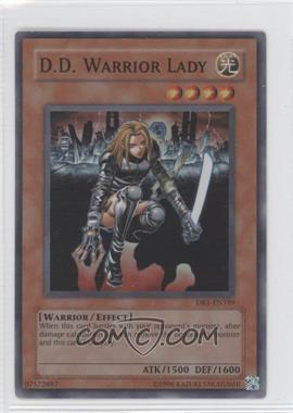 2005 Yu-Gi-Oh! Dark Revelation Volume 1 Booster Pack [Base] #DR1-EN189 - D.D. Warrior Lady