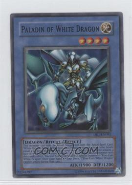2005 Yu-Gi-Oh! Dark Revelation Volume 1 Booster Pack [Base] #DR1-EN81 - Paladin of White Dragon