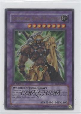 2005 Yu-Gi-Oh! Elemental Energy Booster Pack [Base] 1st Edition #EEN-EN035.1 - Elemental HERO Wildedge