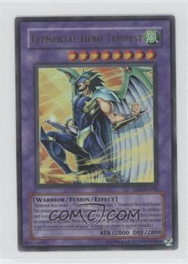 2005 Yu-Gi-Oh! Elemental Energy Booster Pack [Base] Unlimited #EEN-EN034 - Elemental HERO Tempest