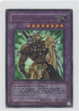 2005 Yu-Gi-Oh! Elemental Energy Booster Pack [Base] Unlimited #EEN-EN035 - Elemental HERO Wildedge