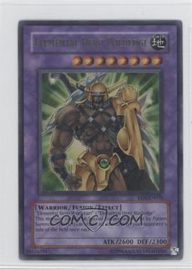 2005 Yu-Gi-Oh! Elemental Energy Booster Pack [Base] Unlimited #EEN-EN035.1 - Elemental HERO Wildedge