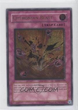 2005 Yu-Gi-Oh! Elemental Energy Booster Pack [Base] Unlimited #EEN-EN050.2 - Chthonian Blast