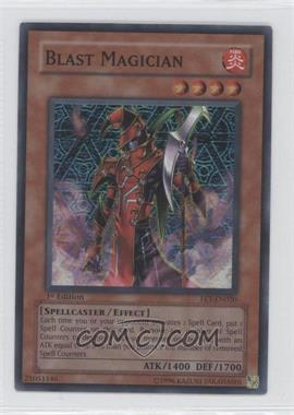 2005 Yu-Gi-Oh! Flaming Eternity - Booster Pack [Base] - 1st Edition #FET-EN020 - Blast Magician