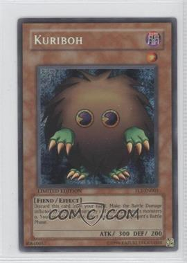 2005 Yu-Gi-Oh! Forbidden Legacy - Special Edition Blister Pack #FL1-EN003 - Kuriboh