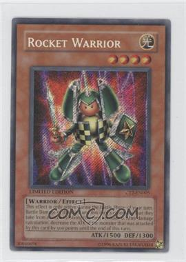 2005 Yu-Gi-Oh! Series 2 Collectors Tins Limited Edition Promos #CT2-EN005 - Rocket Warrior