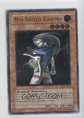 2005 Yu-Gi-Oh! The Lost Millenium Booster Pack [Base] Unlimited #TLM-EN024.1 - Mid Shield Gardna (Ultimate Rare)