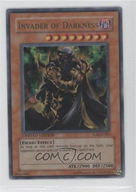 2005 Yu-Gi-Oh! The Lost Millenium Special Edition Promos #TLM-ENSE1 - Invader of Darkness