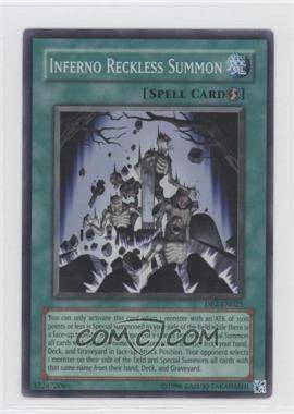 2006 Yu-Gi-Oh! Chazz Princeton Duelist Pack [Base] Unlimited #DP02-EN025 - Inferno Reckless Summon
