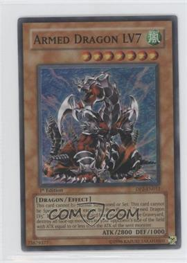 2006 Yu-Gi-Oh! Chazz Princeton Duelist Pack [Base] Unlimited #DP2-EN012 - Armed Dragon LV7