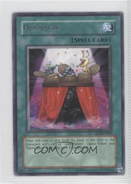 2006 Yu-Gi-Oh! Chazz Princeton Duelist Pack [Base] Unlimited #DP2-EN020 - Ojamagic