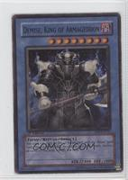 Demise, King of Armageddon (Super Rare)