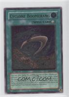 Cyclone Boomerang (Ultimate Rare)