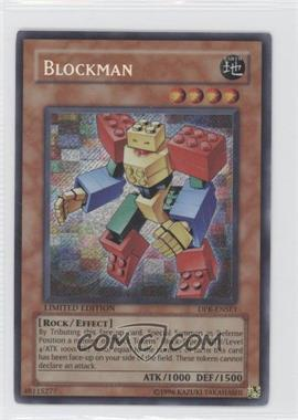 2007 Yu-Gi-Oh! Duelist Packs Special Edition Promos #DPK-ENSE1 - Blockman