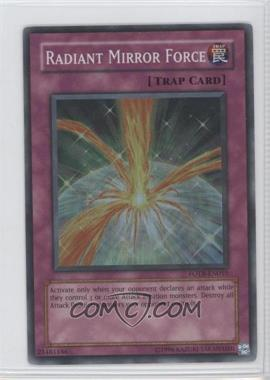 2007 Yu-Gi-Oh! Force of the Breaker - Booster Pack [Base] - Unlimited #FOTB-EN055.1 - Radiant Mirror Force (Super Rare)