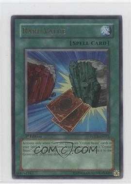 2007 Yu-Gi-Oh! Force of the Breaker Booster Pack [Base] 1st Edition #FOTB-EN033.1 - Rare Value (Ultra Rare)