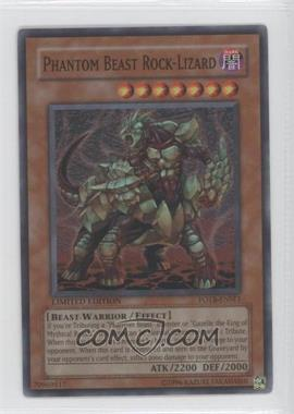 2007 Yu-Gi-Oh! Force of the Breaker Limited Edition Promos #FOTB-ENSE1 - Phantom Beast Rock-Lizard (Special Edition)