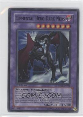 2007 Yu-Gi-Oh! Jaden Yuki 2 Duelist Pack [Base] 1st Edition #DP03-EN014 - Elemental HERO Dark Neos