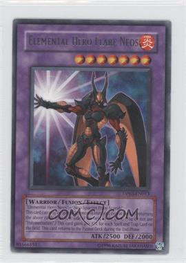 2007 Yu-Gi-Oh! Jaden Yuki 2 Duelist Pack [Base] Unlimited #DP03-EN013 - Elemental HERO Flare Neos