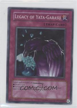 2007 Yu-Gi-Oh! Premium Pack 1 #PP01-EN009 - Legacy of Yata-Garasu