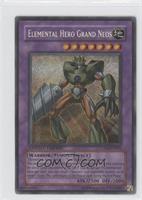 Elemental HERO Grand Neos