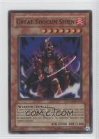 Great Shogun Shien (Super Rare)