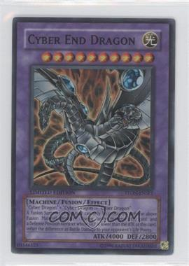 2007 Yu-Gi-Oh! Strike of the Neos Limited Edition Promos #STON-ENSE1 - Cyber End Dragon