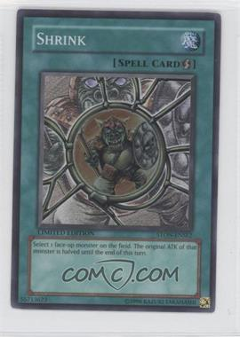 2007 Yu-Gi-Oh! Strike of the Neos Limited Edition Promos #STON-ENSE2 - Shrink