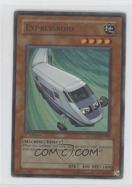 2007 Yu-Gi-Oh! Syrus Truesdale Starter Deck [Base] 1st Edition #YSDS-EN000 - Expressroid