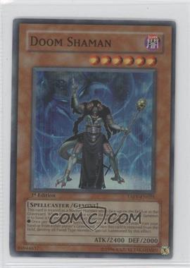 2007 Yu-Gi-Oh! Tactical Evolution - Booster Pack [Base] - 1st Edition #TAEV-EN025 - Doom Shaman
