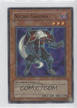 2007 Yu-Gi-Oh! Tactical Evolution Booster Pack [Base] 1st Edition #TAEV-EN012 - Necro Gardna