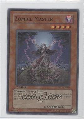 2007 Yu-Gi-Oh! Tactical Evolution Booster Pack [Base] 1st Edition #TAEV-EN039 - Zombie Master