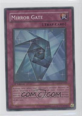 2007 Yu-Gi-Oh! Tactical Evolution Booster Pack [Base] 1st Edition #TAEV-EN063 - Mirror Gate