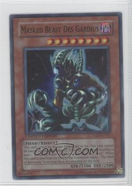 2007 Yu-Gi-Oh! Tactical Evolution Limited Edition Promos #TAEV-ENSE1 - Masked Beast Des Gardius (Special Edition)