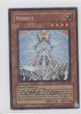 2008 Yu-Gi-Oh! Light of Destruction - Booster Pack [Base] - 1st Edition #LODT-EN001 - Honest
