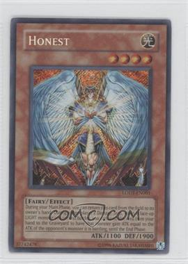 2008 Yu-Gi-Oh! Light of Destruction Booster Pack [Base] 1st Edition #LODT-EN001 - Honest