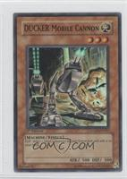 DUCKER Mobile Cannon