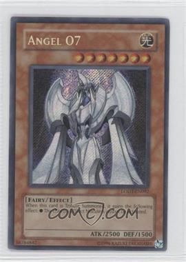 2008 Yu-Gi-Oh! Light of Destruction Booster Pack [Base] 1st Edition #LODT-EN092 - Angel O7
