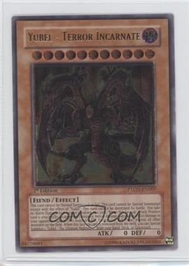 2008 Yu-Gi-Oh! Phantom Darkness - Booster Pack [Base] - 1st Edition #PTDN-EN007.2 - Yubel - Terror Incarnate