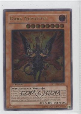 2008 Yu-Gi-Oh! Phantom Darkness Booster Pack [Base] 1st Edition #PTDN-EN018.2 - Dark Nephthys