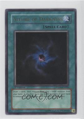 2008 Yu-Gi-Oh! Phantom Darkness Booster Pack [Base] 1st Edition #PTDN-EN084 - Allure of Darkness