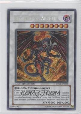 2008 Yu-Gi-Oh! Series 5 - Collectors Tins Limited Edition Promos #CT05-EN002 - Red Dragon Archfiend