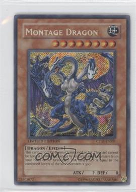 2008 Yu-Gi-Oh! Series 5 Collectors Tins Limited Edition Promos #CT05-ENS01 - Montage Dragon